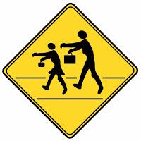 Delaware Enlists Walking Dead In Pedestrian Safety Campaign