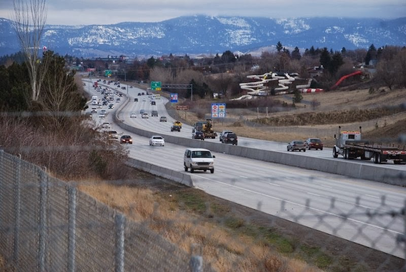University Road Overpass Study Materials Available Online