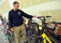 "Police Department Looking To Donate ""Found"" Bikes"