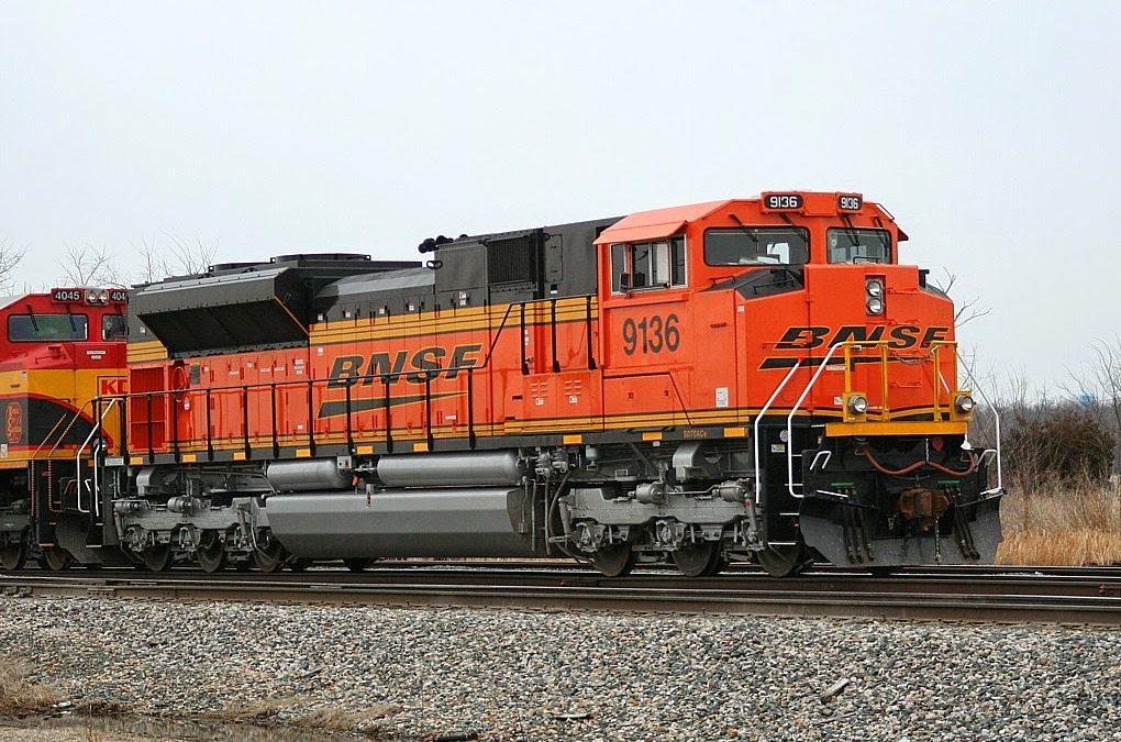 BNSF Replacing Tracks To Increase Rail Capacity