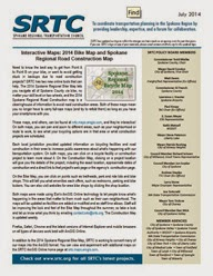 SRTC's July Newsletter Available Now