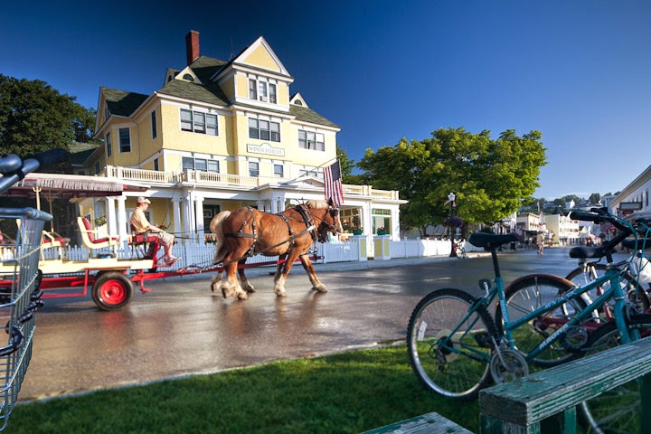 The U.S. City Where Motorized Vehicles Are Banned