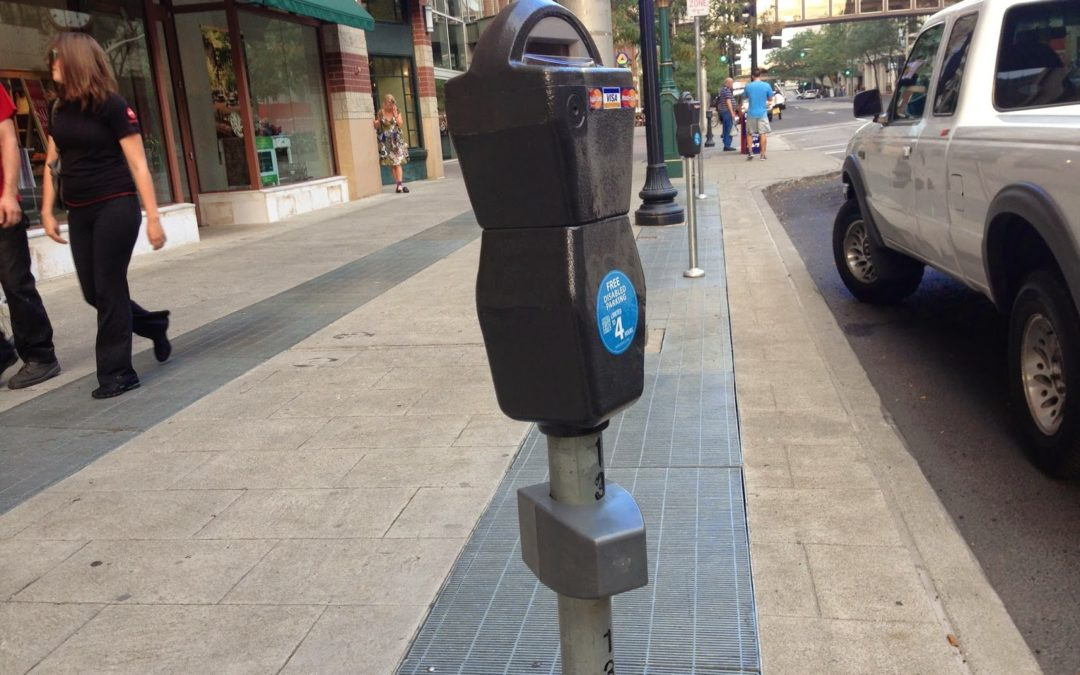 New Parking Meters Going In Downtown, Lower South Hill