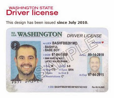 Driver's – Srtc 6-year License Going To Wa