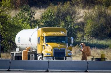 Interstate 90 Open to Traffic At Stateline Again