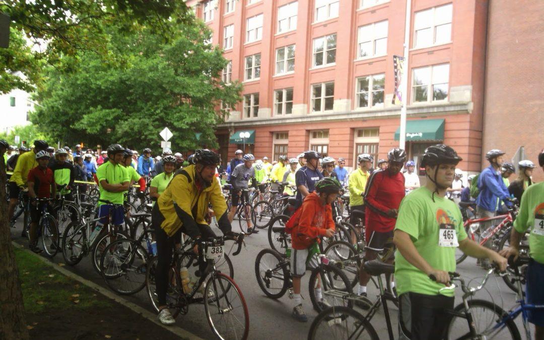 Spokane City Named Bicycle Friendly Community