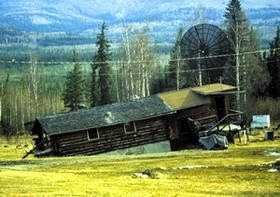 Melting AK Permafrost Causing Major Infrastructure Issues