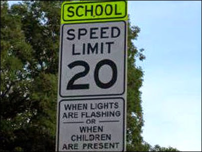 Red Light Cameras To Be Used To Catch School Zone Speeders