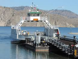 Ferry Gets A Second Use- As A Fish Taxi