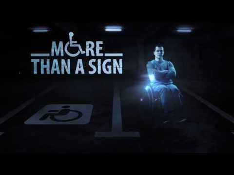 Mall Uses Holograms to Keep Non-Disabled People From Parking In Disabled Spots