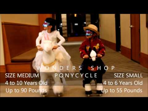 Forget a Real Pony, A Pony Cycle Could Be More Fun