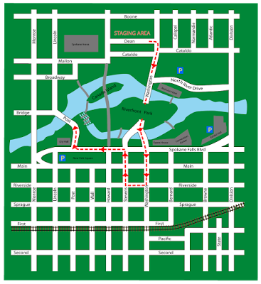 Expect Some Congestion If You Come Downtown Tomorrow