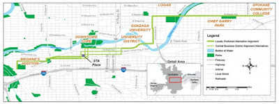Spokane City Will Ask Voters for Transit Tax if STA Doesn't