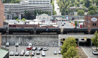 Hazardous Materials Consultant Says Oil Train Derailment Could Be Extremely Challenging