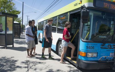 Free Summertime Bus Passes for District 81 Students