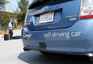 Proposal Calls For Limiting I-5 to Self-Driving Cars