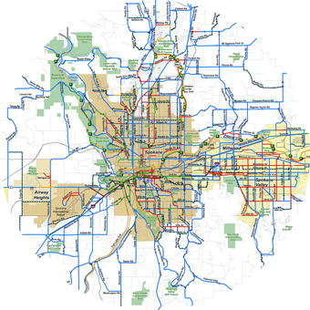 SRTC Spokane Regional Transportation Council