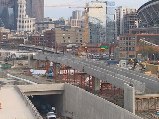 New Seattle Bridge Designed to be Earthquake Proof