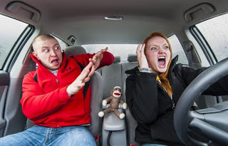 Study Says Women Experience More Road Rage Than Men