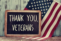 Veterans Day is Friday, Nov. 11