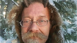 Man Given Permission to Wear Horns For Driver's License Photo