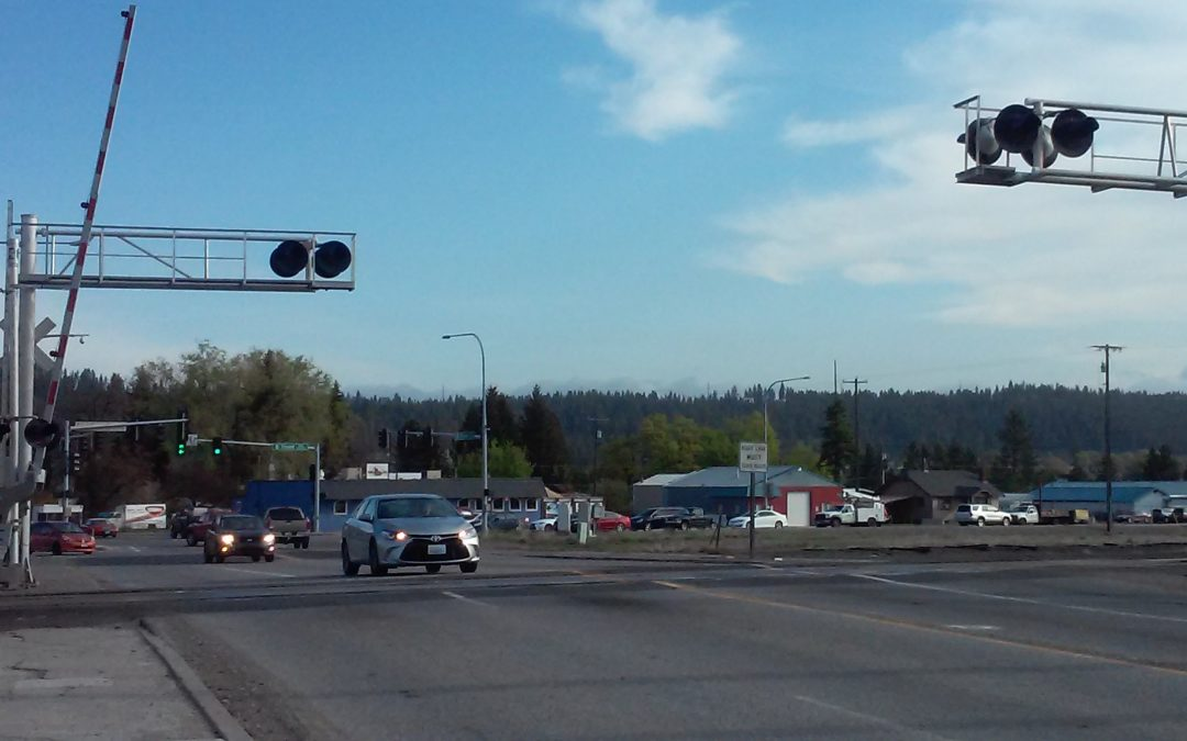 Community Meeting on Pines Rd/BNSF Tracks Underpass Project