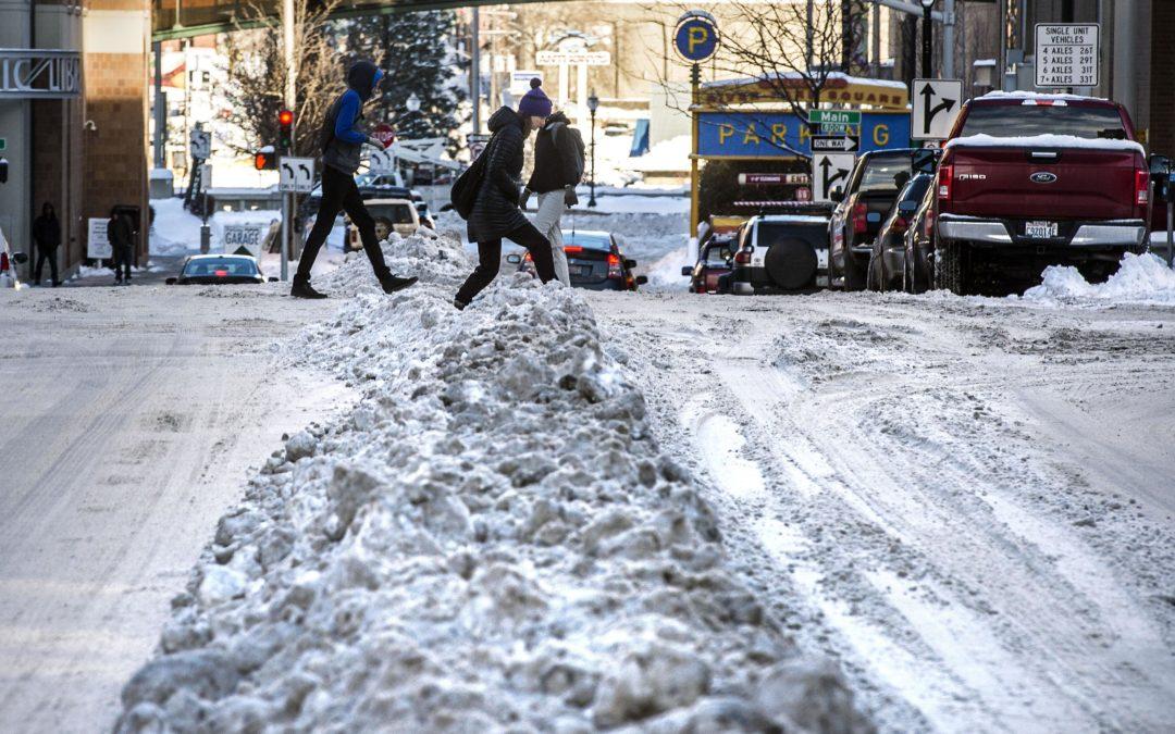 Spokane City Announces Revamped Snow Plan