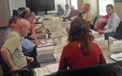 Transportation Technical Committee Meeting tomorrow