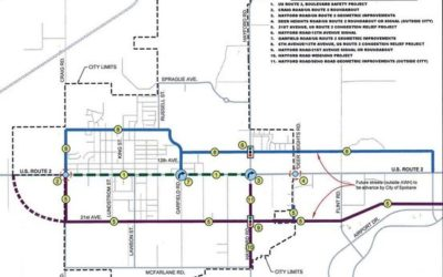 Airway Heights Transportation Plan Includes 11 Projects