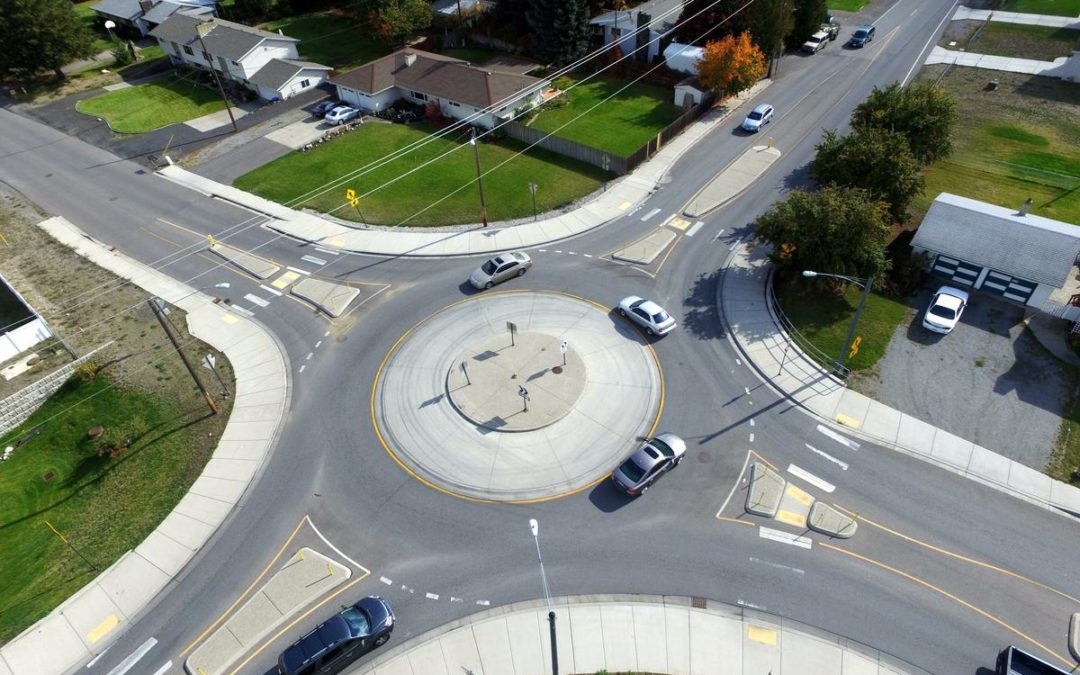 City of Spokane Holding Open House to Discuss New Roundabout