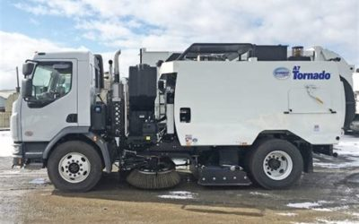 Spokane Valley Street Sweeping Starts Next Week