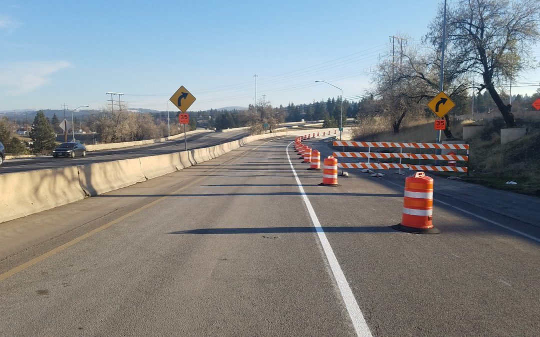 One lane of Hamilton west-bound on ramp to open today