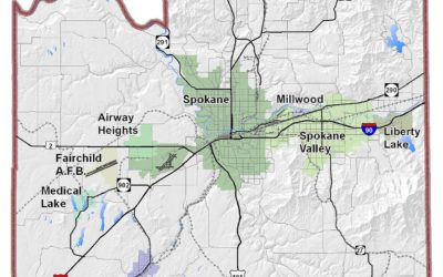Spokane County Traffic Restrictions and delays for April 12 – 30