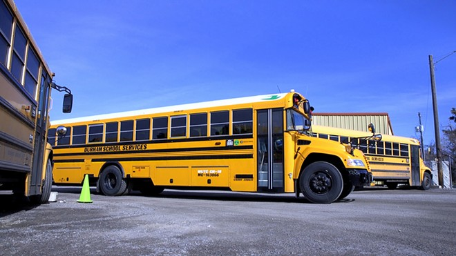 Propane-fueled school buses will reduce emissions