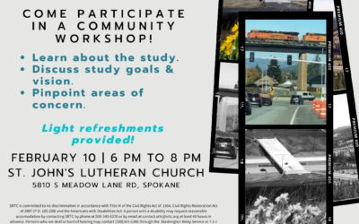 Community Workshop on Feb. 10