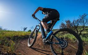 E-bikes on Spokane County Park Trails